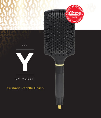 Y by Yusef best in beauty 2020 award winner : Cushion Paddle Brush