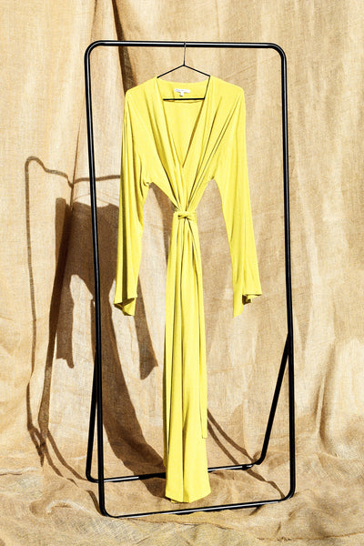 Girl Gang Gown | Lime