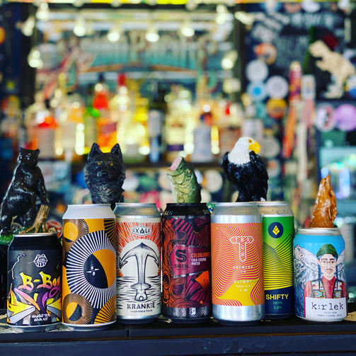 The Wolf Craft Cans