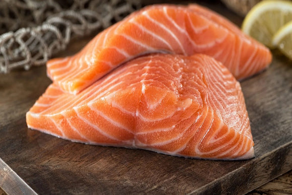 Ora-King Salmon portion Skinless Boneless (8oz)