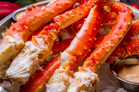 Red-Alaskan King Crab Legs (2lb)