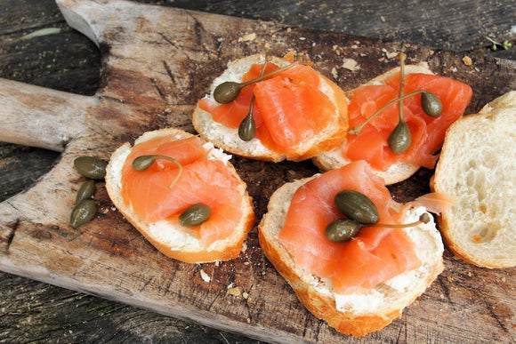 Loch Fyne Sliced Scottish Smoked Salmon (4oz)