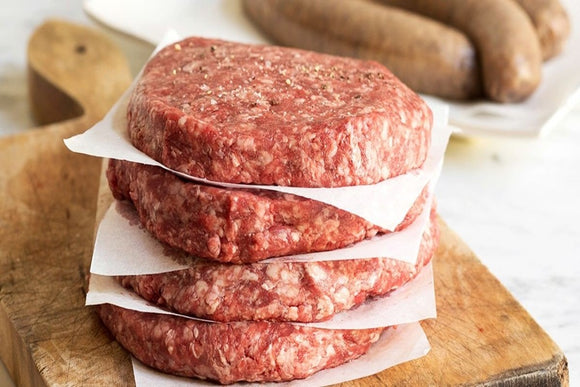 Fresh 1/2 lb Wagyu Burgers (2lb/ 4 patties)