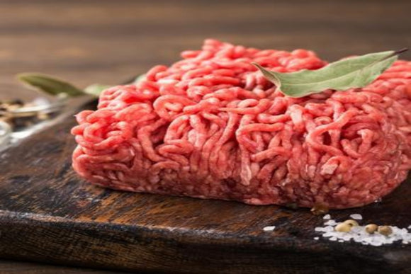 Angus Ground Beef 80/20 (1lb)