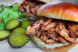 Hand Pulled Chicken - No Sauce - (2lb)