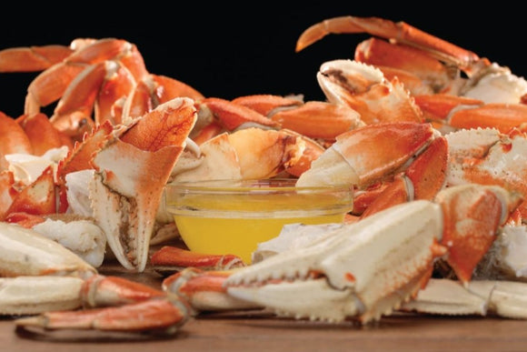 Dungeness Crab Clusters (2lb)