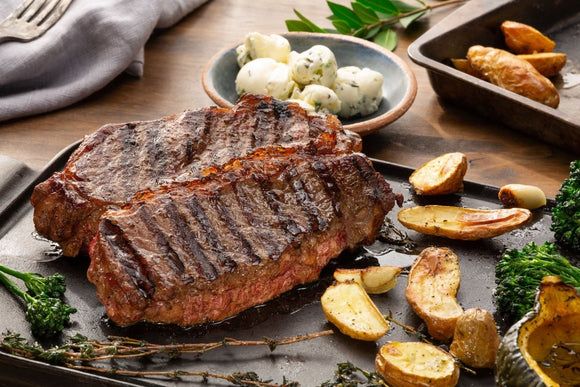 Angus Prime New York Steak (10-12oz)