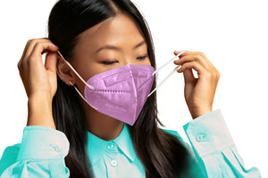 The LL95 Face Mask - American Made KN95 Equivalent for Teens & Adults