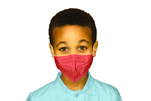 The LL95 Face Mask -5 Layers of Polypropylene Protection for Kids (5 Masks/Pack)