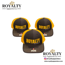 Load image into Gallery viewer, Royalty Snapback