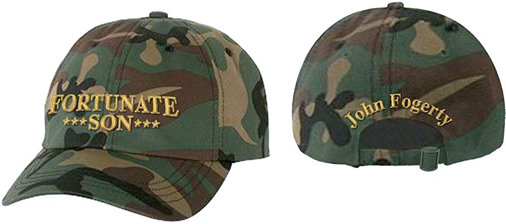 Fortunate Son Camouflage Hat