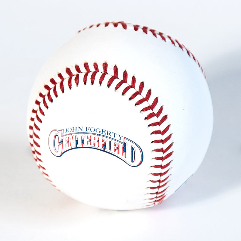Centerfield Baseball(Signed)