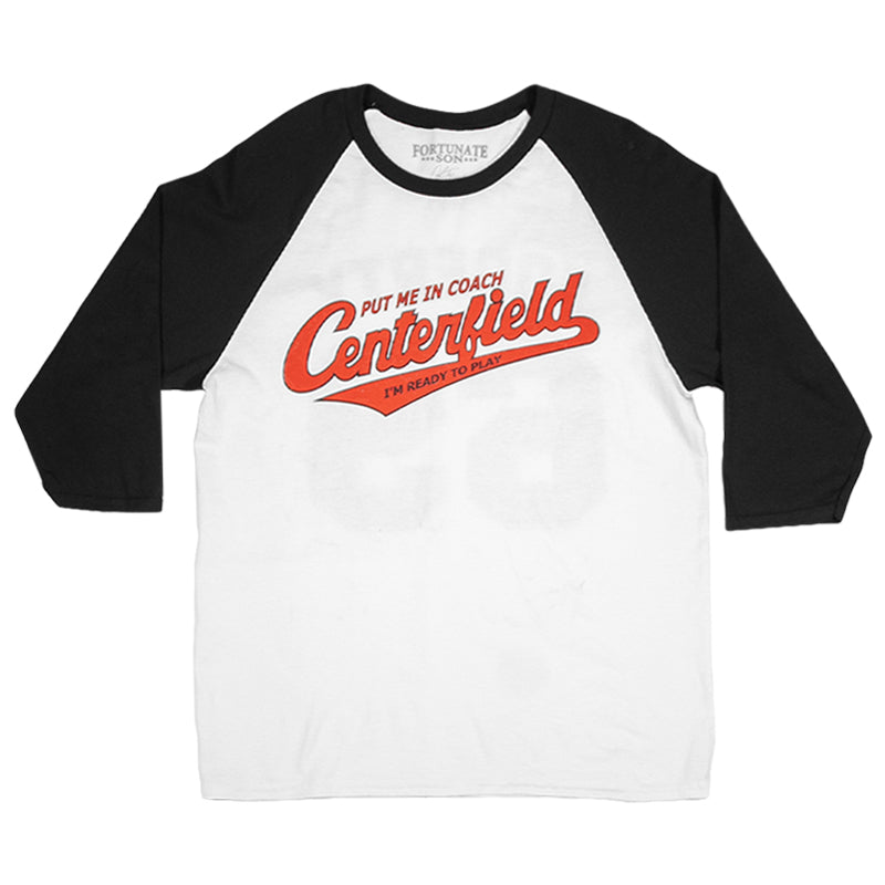 Centerfield Raglan Baseball Shirt