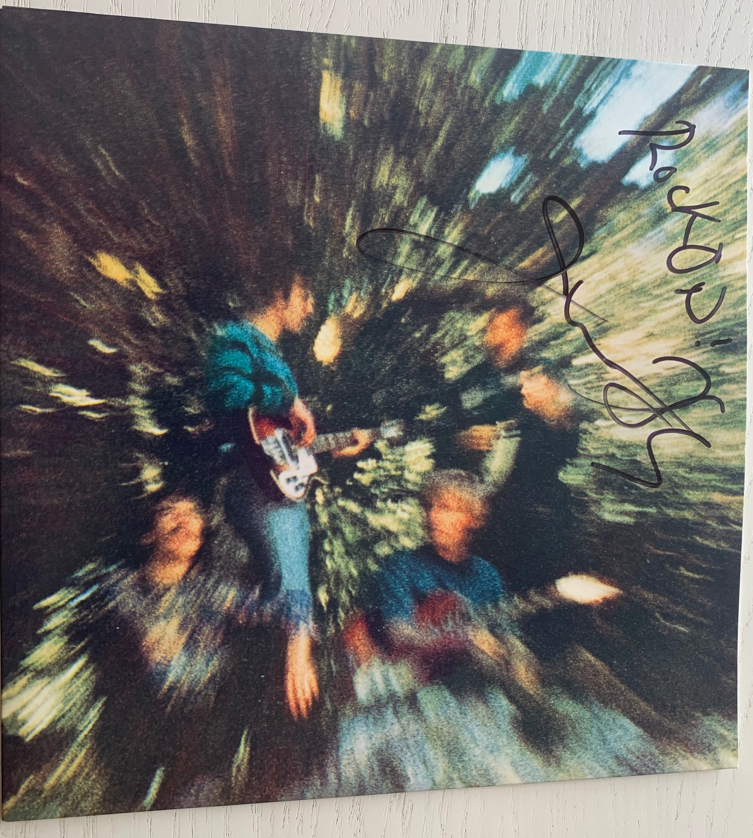 Bayou Country Vinyl- CCR (Signed by John Fogerty)