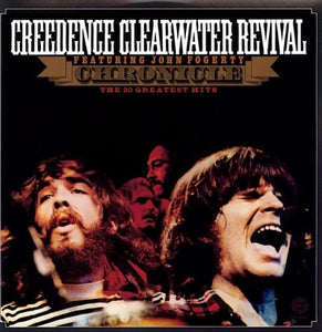 Creedence Clearwater Revival- Chronicle (Signed)