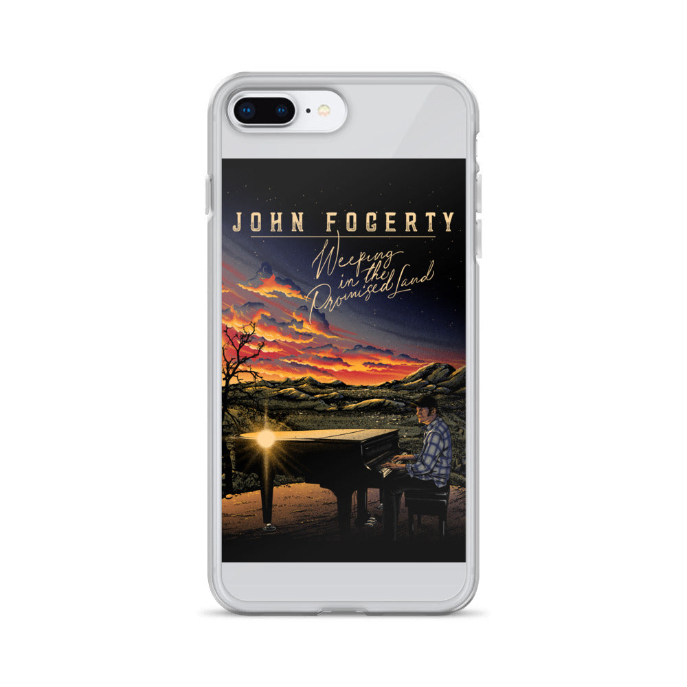 Weeping In The Promised Land iPhone Case