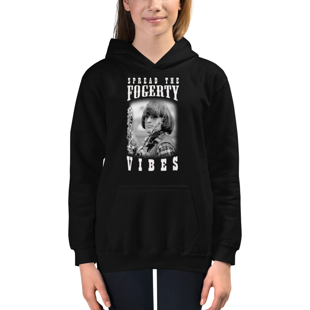 John Fogerty Vibes Youth Hoodie