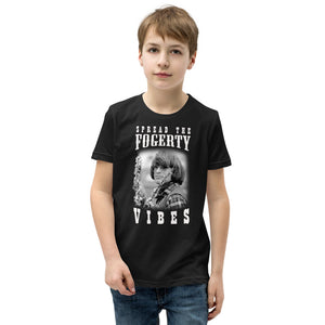 John Fogerty Vibes Youth Tee