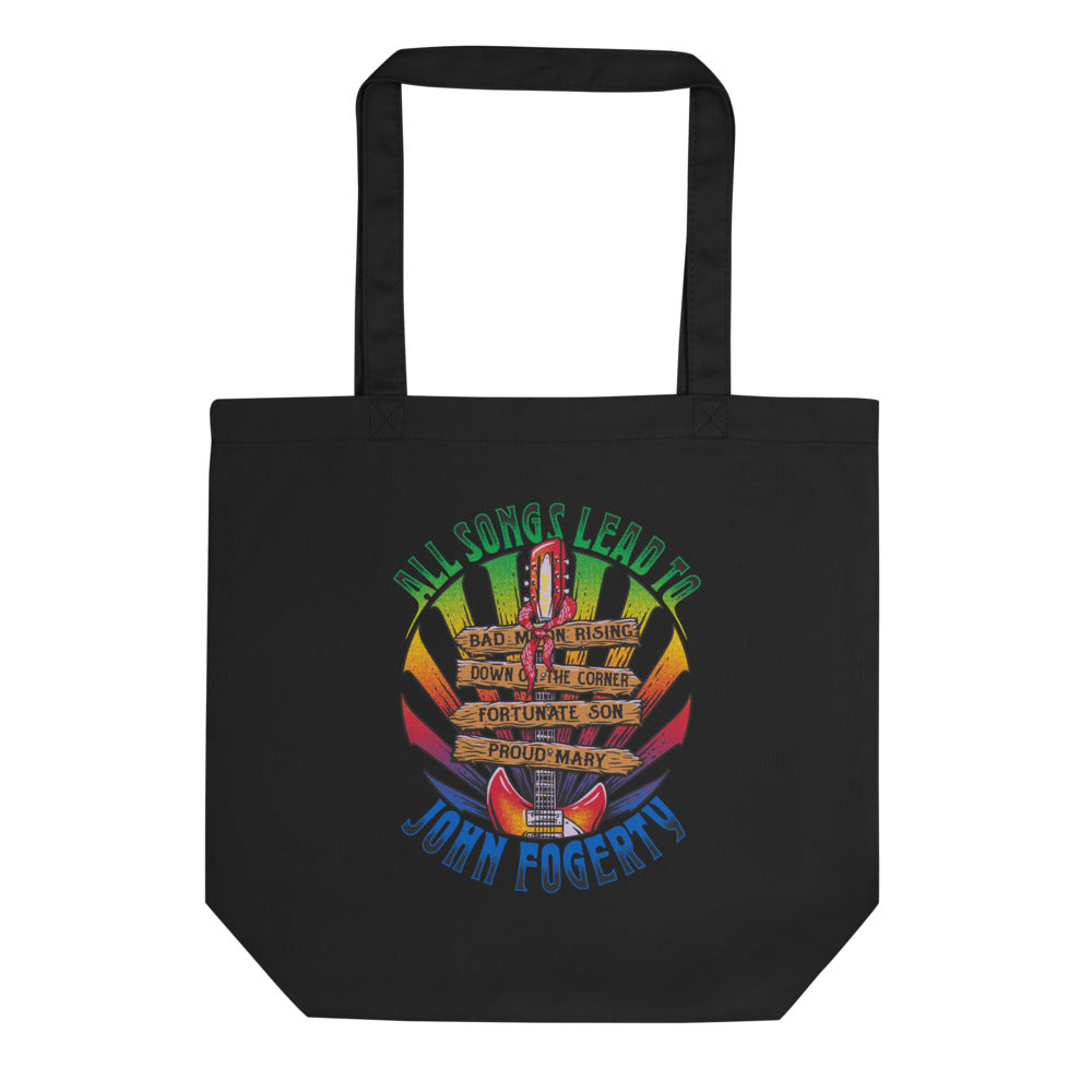 All Songs Lead To Fogerty Tote Bag