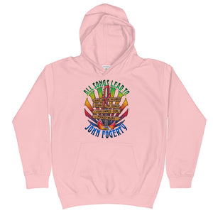 All Songs Lead To Fogerty Youth Hoodie