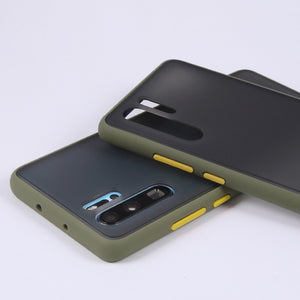 SAMSUNG S-SERIES & NOTE-SERIES MATTE SHOCKPROOF CASE