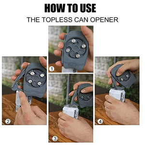 """Topless Can Opener"""