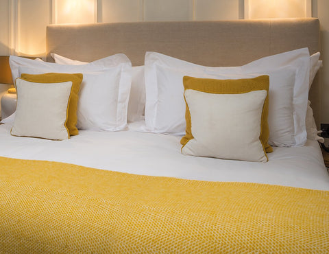 Highgate Pillowcases - STAR LINEN UK