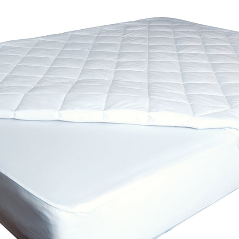 CleanRest Plush Quilted Mattress Protector