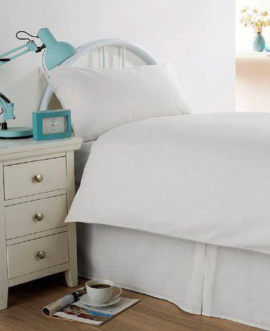 Camden White Duvet Cover - Star Linen
