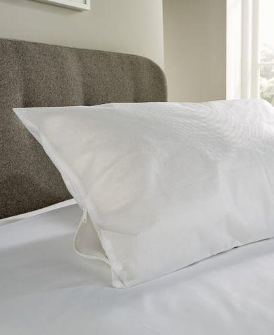 Portland Pillow Protectors - STAR LINEN UK