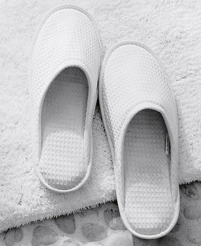 Palm Springs Slippers - STAR LINEN UK