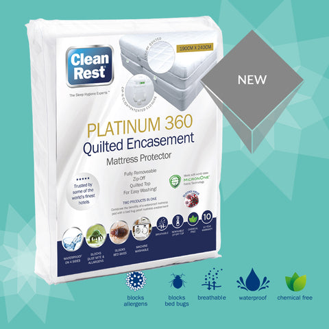 CleanRest Platinum Encasement