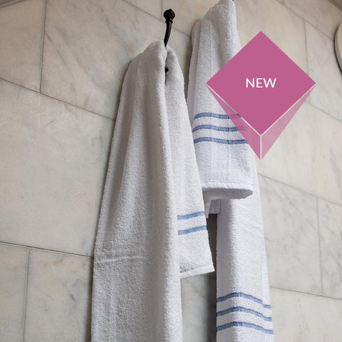 Poolside Towels - STAR LINEN UK