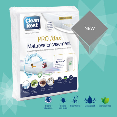 CleanRest Pro Max Encasement