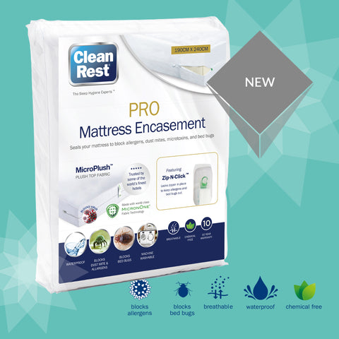 CleanRest Pro Encasement
