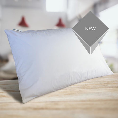 CleanRest Pro Max Anti Microbial Zipped Pillow Protector - STAR LINEN UK