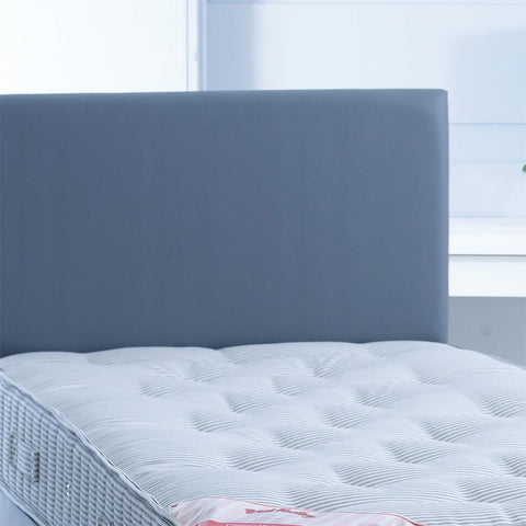 Turin Leather Headboard - STAR LINEN UK