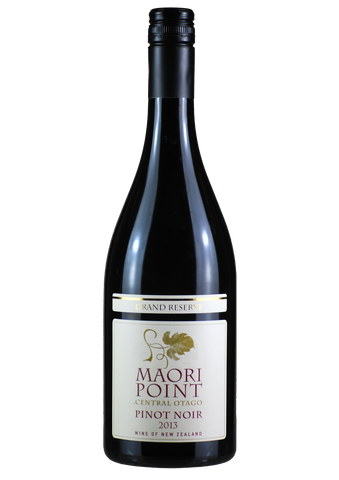 2013 Maori Point Pinot Noir Grand Reserve 2013