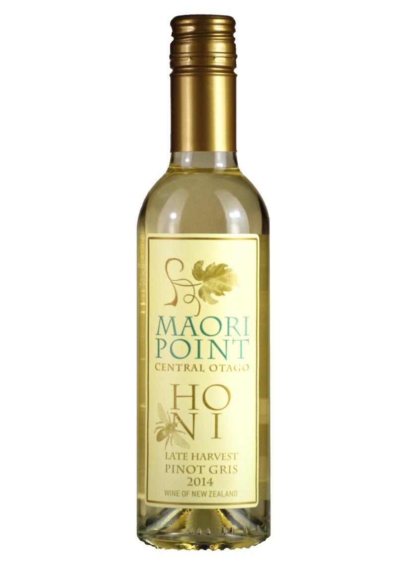 2014 Honi Late Harvest Pinot Gris (375mL)