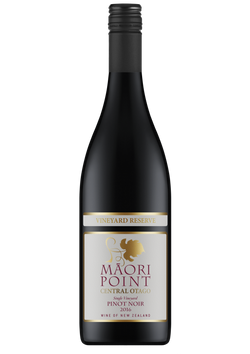 2016 Maori Point Grand Reserve Pinot Noir