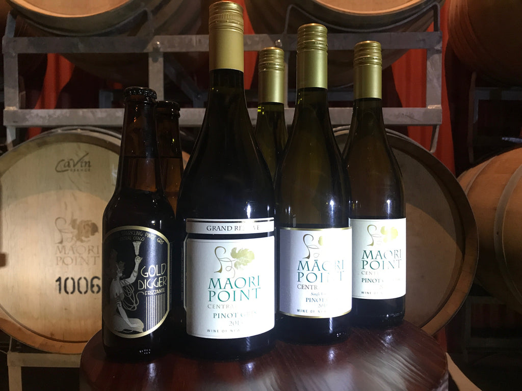 "Special - Pinot Gris ""Five Ways for Summer"" 6-pack"