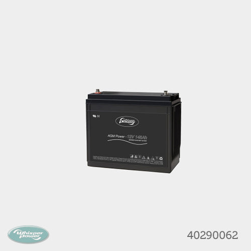 AGM-Power 12V 145Ah absorbed glass matt