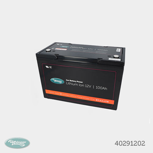 Lithium-ION Basic Battery 12V - 100Ah / 1280Wh [Bluetooth]