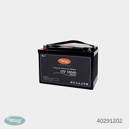Long Life Lithium-ION Basic Battery 12V - 100Ah / 1280Wh