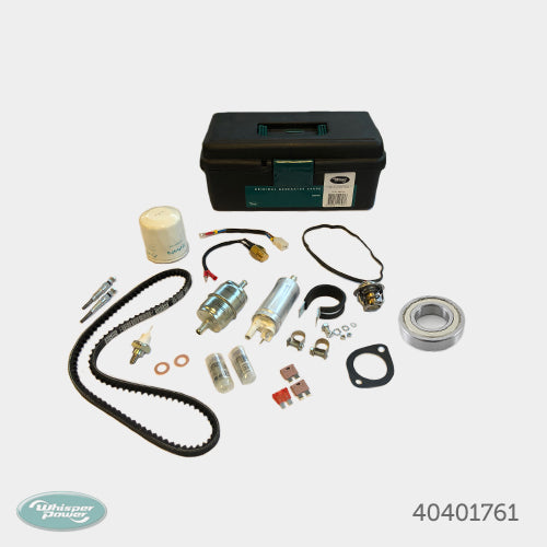 B-kit maintenance W-GV2 / 8 mobile - Kubota engine only
