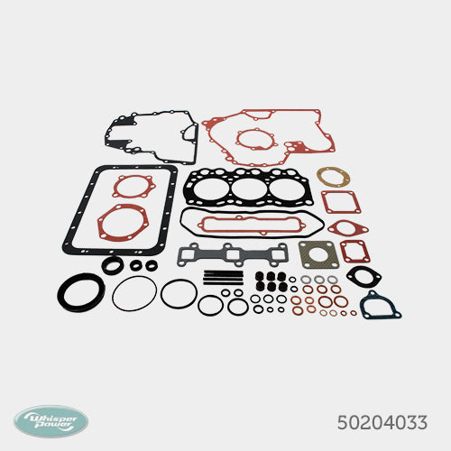 Gasket and seal kit L3E complete - Mitsubishi engine only