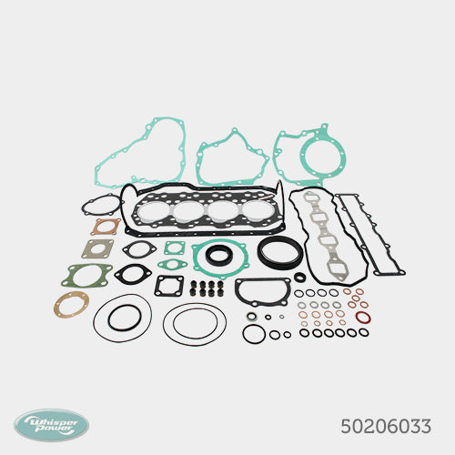 Gasket and seal kit S4Q2 complete - Mitsubishi engine only
