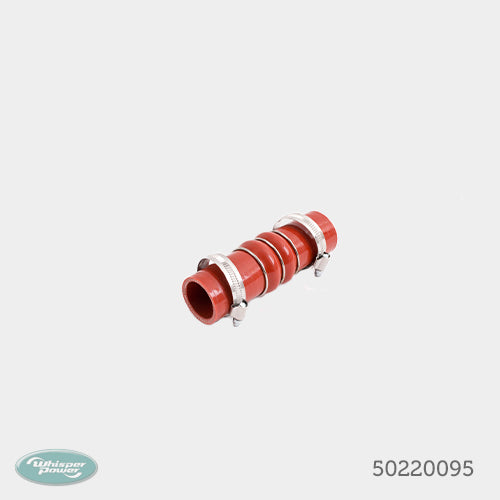 SILICONE EXHAUST HOSE/COUPLING 35mm l=150mm