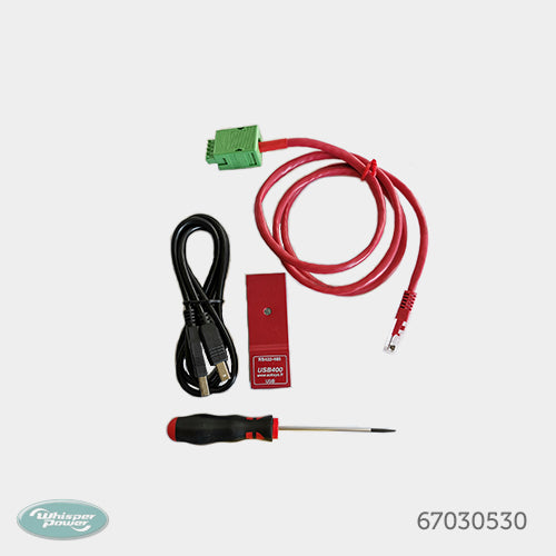 DDC connect tool - USB RS422/485 converter +RJ45 cable (special)