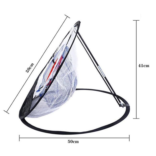 Portable Collapsible Golf Pitching Training Net